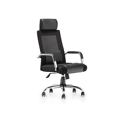 Executive PU Highback Gaslift Office Chair - Brand New