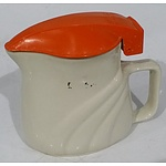 Vintage Hecla Ceramic Electric Jug
