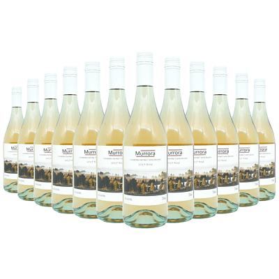 Case of 12x 750ml Bottles of Murrora 2017 Rose - RRP: $170