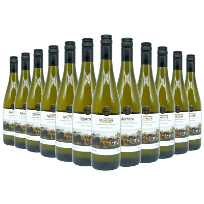 Case of 12x 750ml Bottles of Murrora 2016 Riesling - RRP: $170