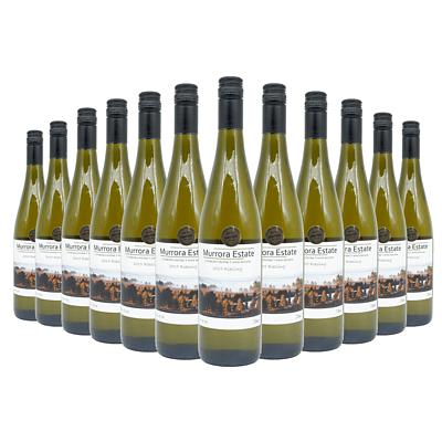 Case of 12x 750ml Bottles of Murrora 2015 Riesling - RRP: $170