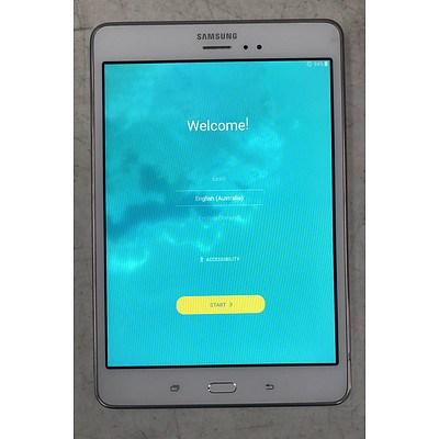 Samsung Galaxy Tab A (SM-T355Y) 8-Inch LTE Tablet