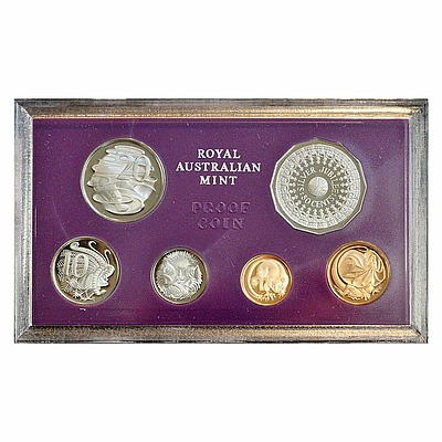 Australia: Royal Australian Mint Proof Set 1977 Jubilee