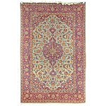 Persian Hand Knotted Wool Pile Rug Ex Cadry's