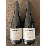 4 X DOZEN MIXED MITCHELTON WINES INC SHIRAZ , CHARDONNAY & ROSE