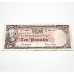 Commonwealth of Australia Ten Pound Coombs/ Wilson Banknote WA 23 584187