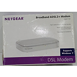 Netgear Broadband ADSL2 And Modem