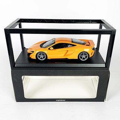 Kyosho McLaren 675LT 1:18 Scale Model Car