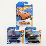Hot Wheels Collection Model Cars - HW Turbo