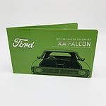 2017 50c Coloured Uncirculated Coin - 1973 Ford XA Falcon Superbird