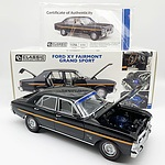 Classic Carlectables - 1971 Ford XY Fairmont Grand Sport 256/600 1:18 Scale Model Car