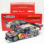 Classic Carlectables - 2018 Holden ZB Commodore HRT Redbull Jamie Whincup 806/1000 1:18 Scale Model Car