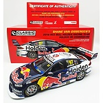Classic Carlectables - 2018 Holden ZB Commodore HRT Redbull Shane Van Gisbergens 438/1000 1:18 Scale Model Car