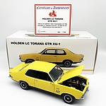 AUTOart Holden LC Torana GTR XU-1 364/702 1:18 Scale Model Car