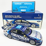 Classic Carlectables James Courtney's Year 2008 Stone Brothers Racing BF Falcon 1206/1500 1:18 Scale Model Car