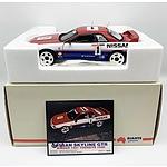Biante Nissan Skyline GTR Winner 1991 Tooheys 1000 1812/4626 1:18 Scale Model Car (Hand Signed Signed COA)