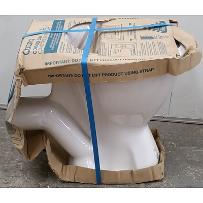 Caroma Concord Care Toilet Pan - Brand New - RRP $400.00