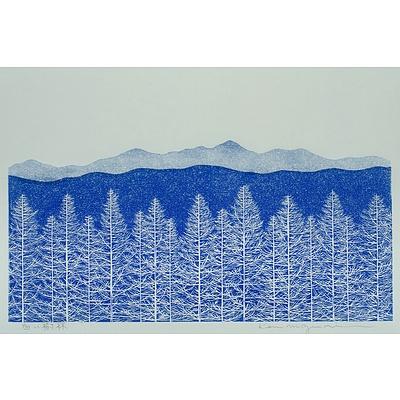 MOZUMI Ken, Pine Trees