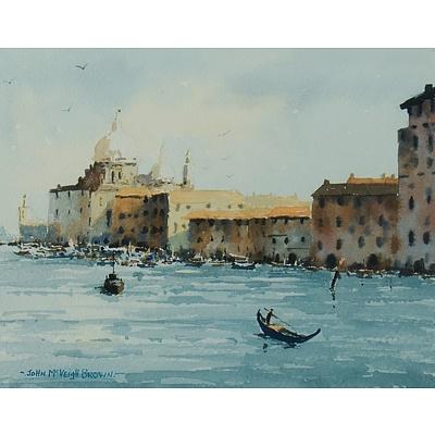 McVEIGH-BROWN John (Born 1938), Venice
