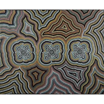 Aboriginal School Artist Unknown, Untitled