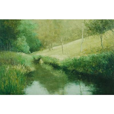 KOS Krys, River Reflections, 1991