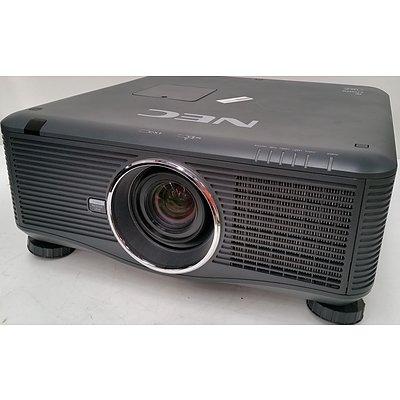 NEC PX750U DLP Large Venue Projector