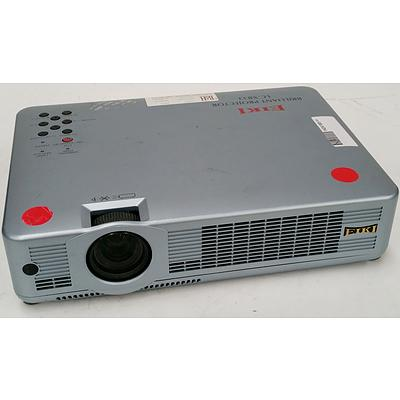 Eiki LC-XB33 3LCD Projector
