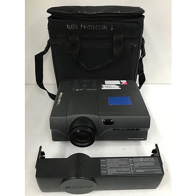 Sony VPL-S600M LCD Projector
