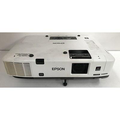 Epson H314B WXGA LCD Projector