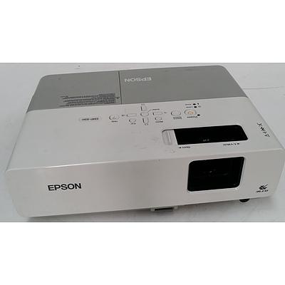Epson EMP-83H WXGA Projector
