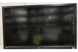 Mitsubishi Electrics 55 Inch Widescreen LCD Display