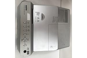 Sanyo PDG-DWL2500 WXGA Projector