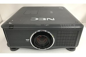 NEC PX700W WXGA Large Venue Projector