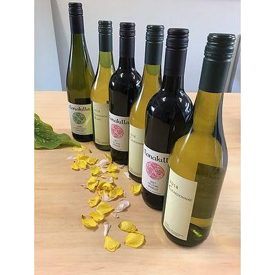 Mixed Wine - Six Pack (Various)  I
