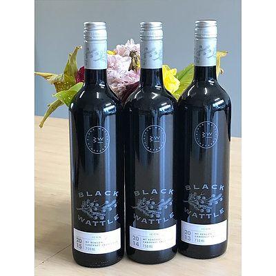 Black Wattle Wine - Six Pack