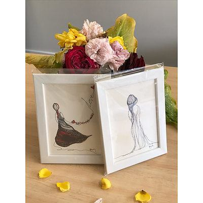 Fine Art Prints - Lady Series by Kylie Fogarty Artist