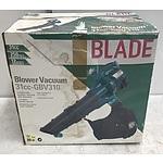 Blade 31cc Blower Vacuum