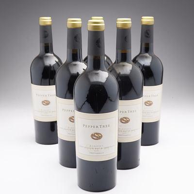 Case of 6x Pepper Tree Wines 2003 Reserve Classics 750ml