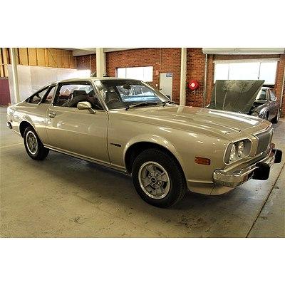 3/1976 Mazda 121 2d Coupe Beige 1.8L
