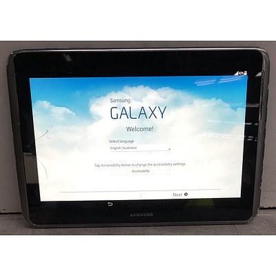 Samsung (GT-N8020) Galaxy Note LTE 10.1-Inch Tablet