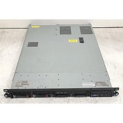 HP ProLiant DL360 G7 Dual Xeon (E5620) 2.40GHz CPU 1 RU Server