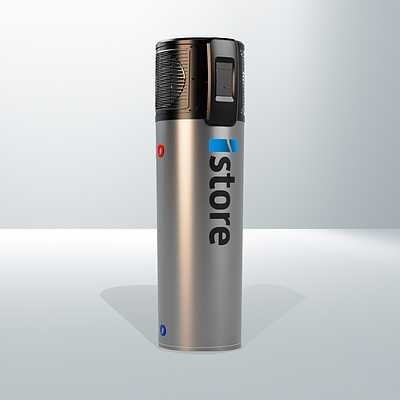 iStore 180L Air to Energy hot water system