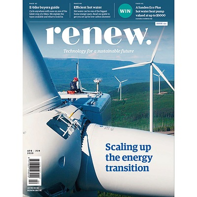 Renew Magazine subscription or Renew membership for 1 year