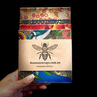 Beeswax Wraps Value Pack II