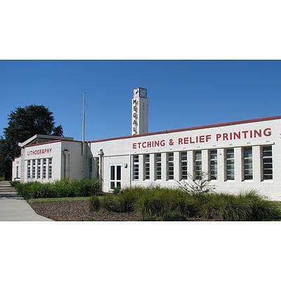 Megalo Print Studio Membership