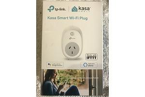 Kasa Smart Wi-Fi Plug (Model No.HS100)