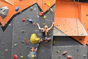 Voucher for rock climbing for a family of 6 from Canberra Indoor Rock Climbing