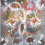 Dale Huddleston 'Land Animals' Oil on Canvas