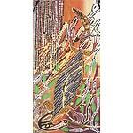 Dale Huddleston 'Googar' Oil on Canvas