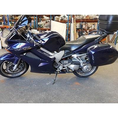 03/2002 Honda VFR800Fi 781cc Motor Cycle